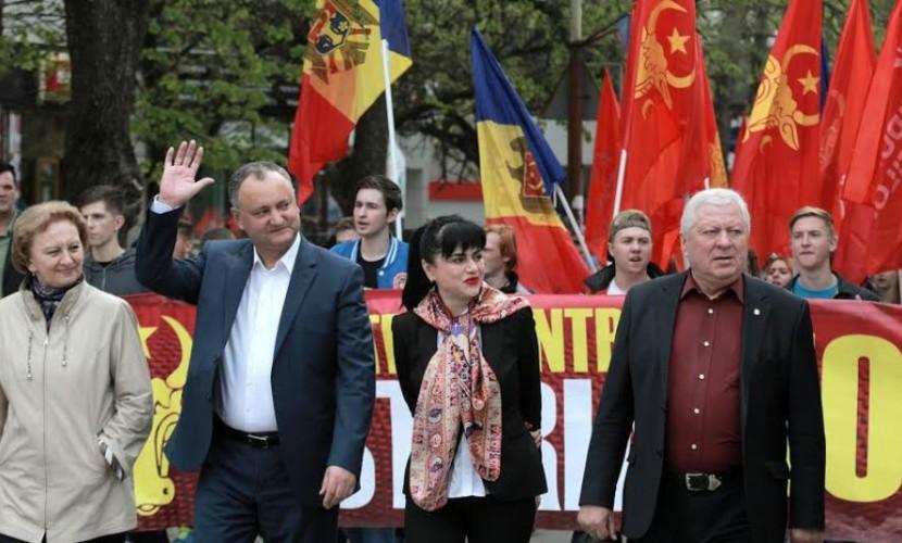 Молдавия митинг 3