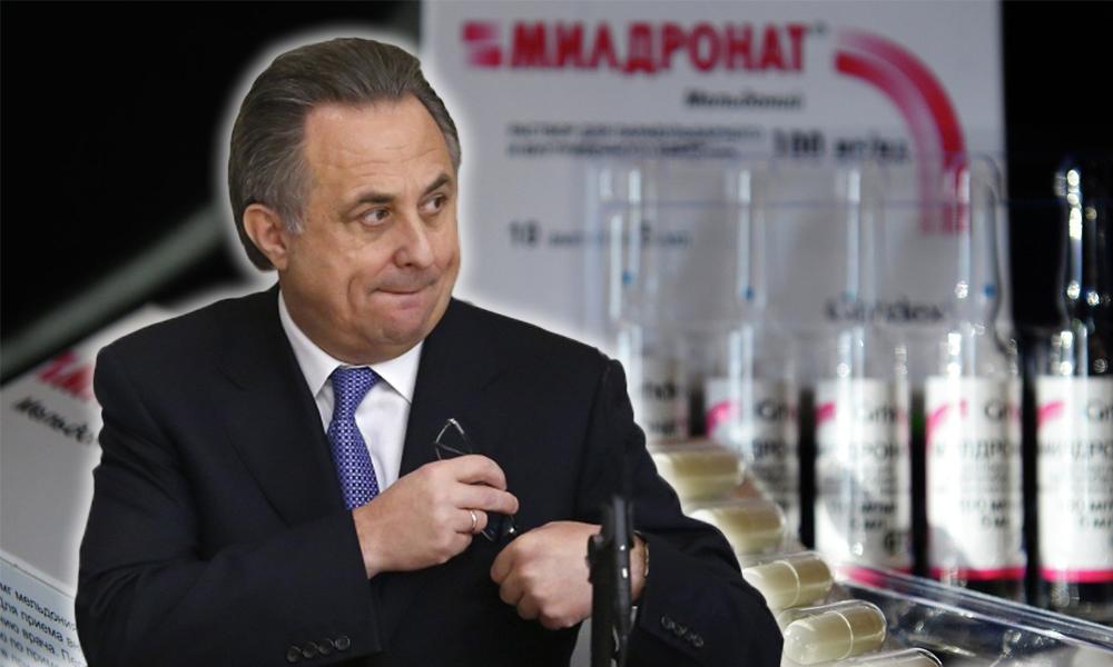 Мутко заявил, что только один российский атлет попался на допинге