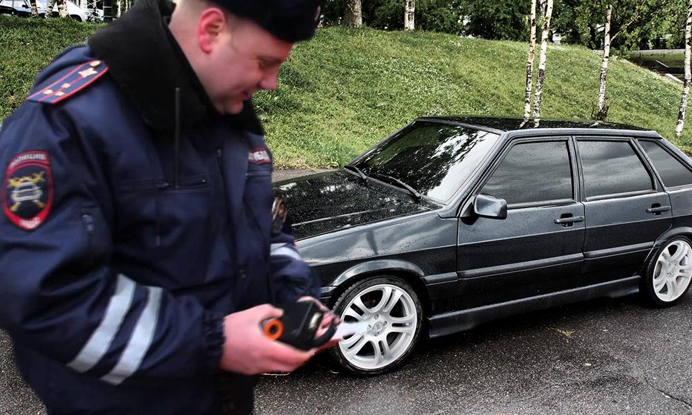 Любовь к тонировке стекол обойдется автовладельцам в десять раз дороже