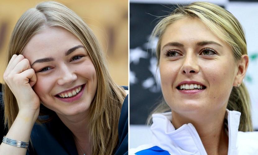 Календарь: 19 апреля - Знаменитые красотки Оксана Акиньшина и Мария Шарапова отмечают 29-летие