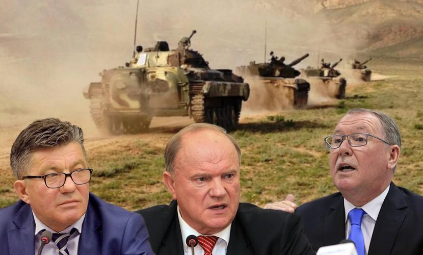 Российские парламентарии рассказали, как разрешится конфликт в Карабахе
