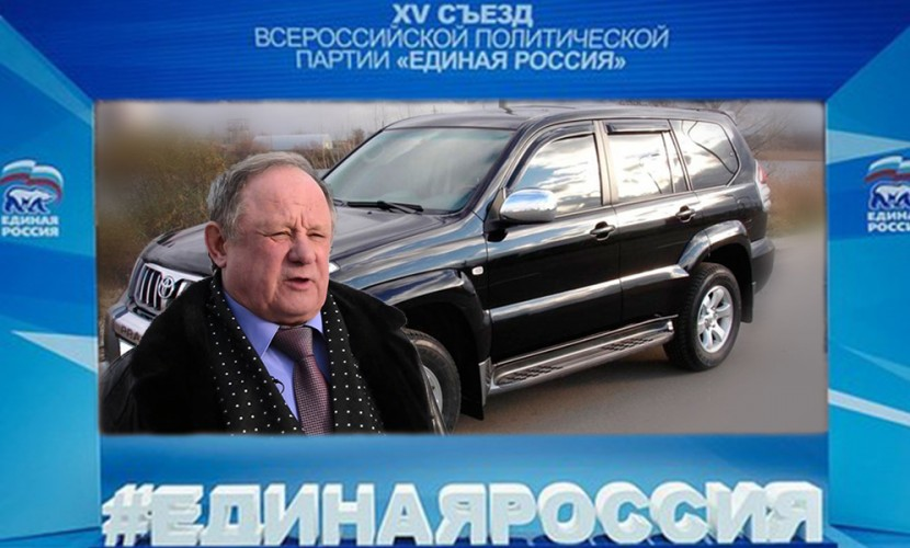 Мэр поспешил на праймериз после возбуждения уголовного дела за «взятый на память» Land Cruiser