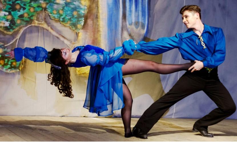 Календарь: 29 апреля - Всемирный день танца
