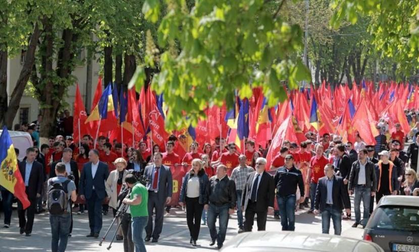 Молдавия митинг 6