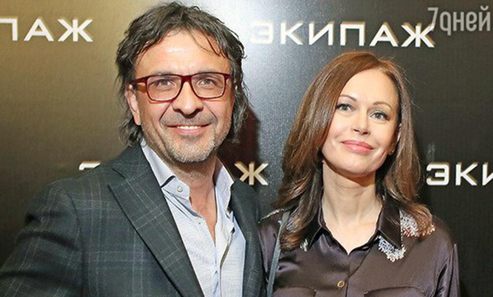 Ирина Безрукова нашла себе нового Сергея - зрелого итальянца-красавца из фильма