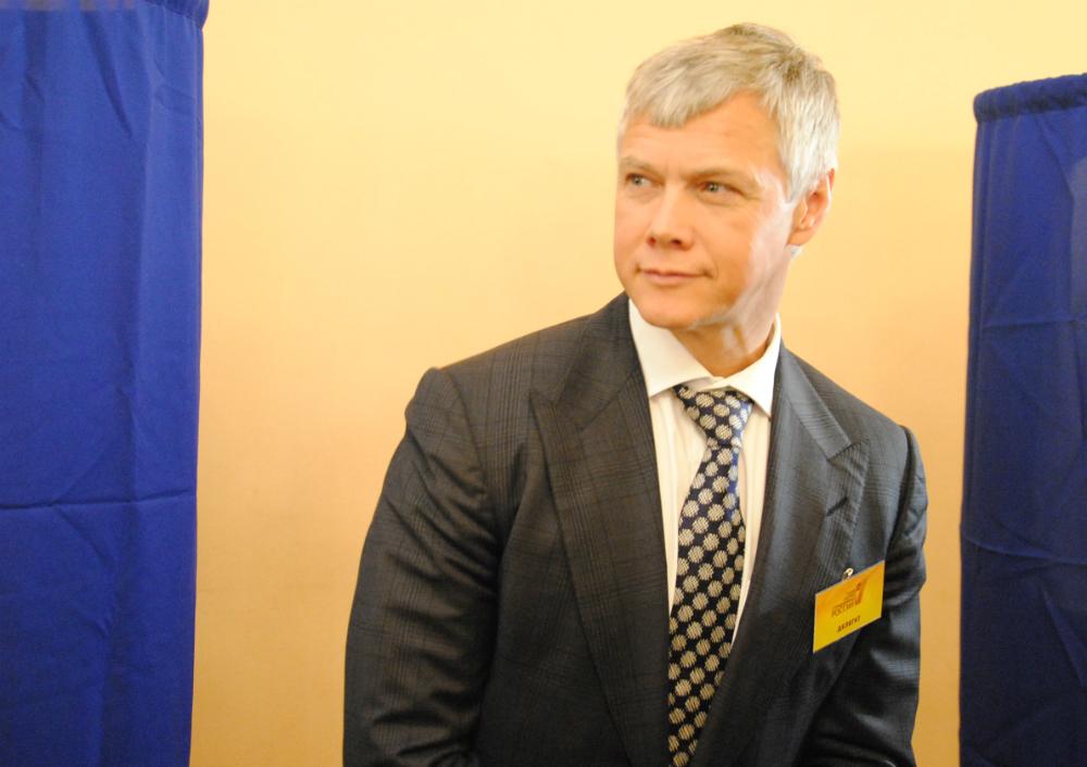 Депутат Государственной думы Валерий Гартунг