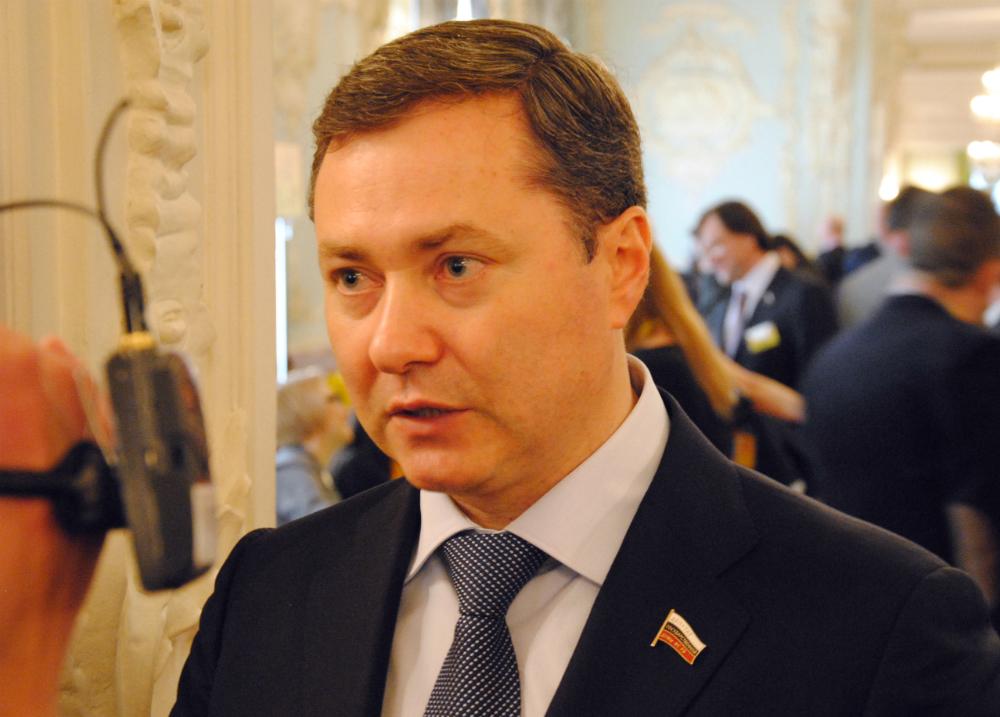 Депутат Государственной думы Александр Агеев