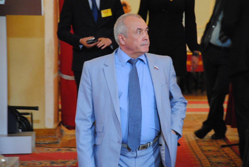 Депутат Государственной думы Михаил Брячак