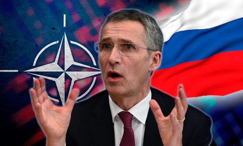 Генсек НАТО пожаловался на разную с Россией оценку военных действий на Украине