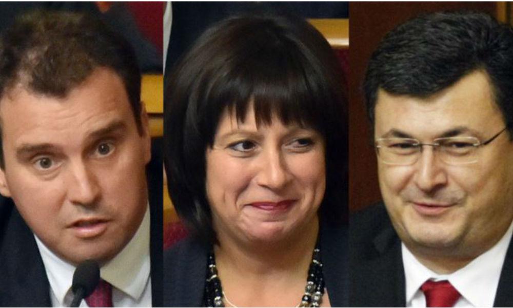 Новое правительство Украины избавилось от иностранцев: Яресько пакует чемоданы