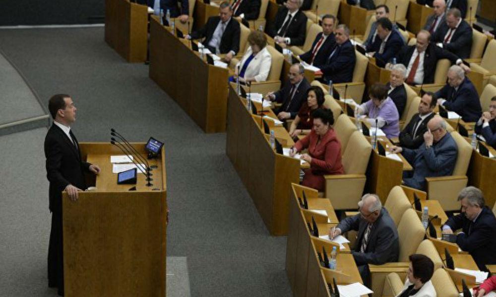 Медведев отказался лишать коррупционеров и казнокрадов имущества