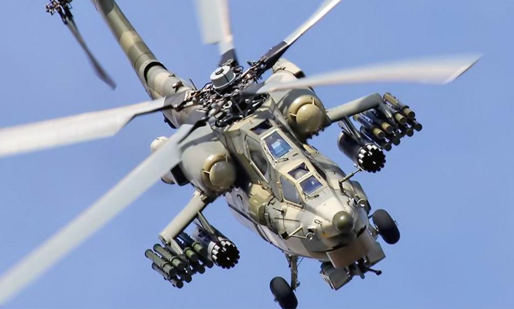 Разбившийся в Сирии вертолет Ми-28Н мог столкнуться с чем-то в воздухе