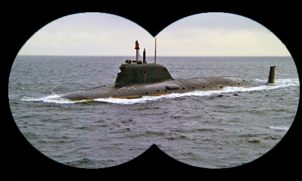 Вооруженные силы Латвии заметили корабли и подлодку ВМФ РФ у границ страны