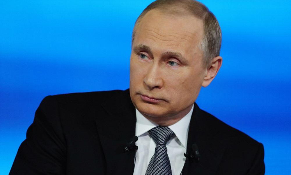 Путин ответил на вопрос о мельдонии и призвал спортсменов готовиться к Олимпиаде