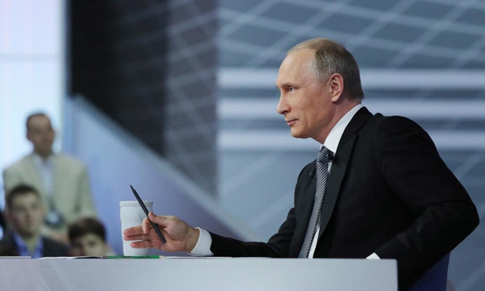 Путин сравнил дельту Волги с Миссисипи и призвал чистить русла рек