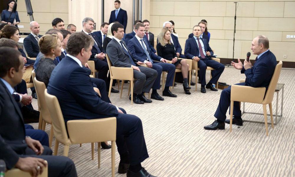 Администрация Путина отказала бизнесменам в просьбе вернуть в УК статью о мошенничестве