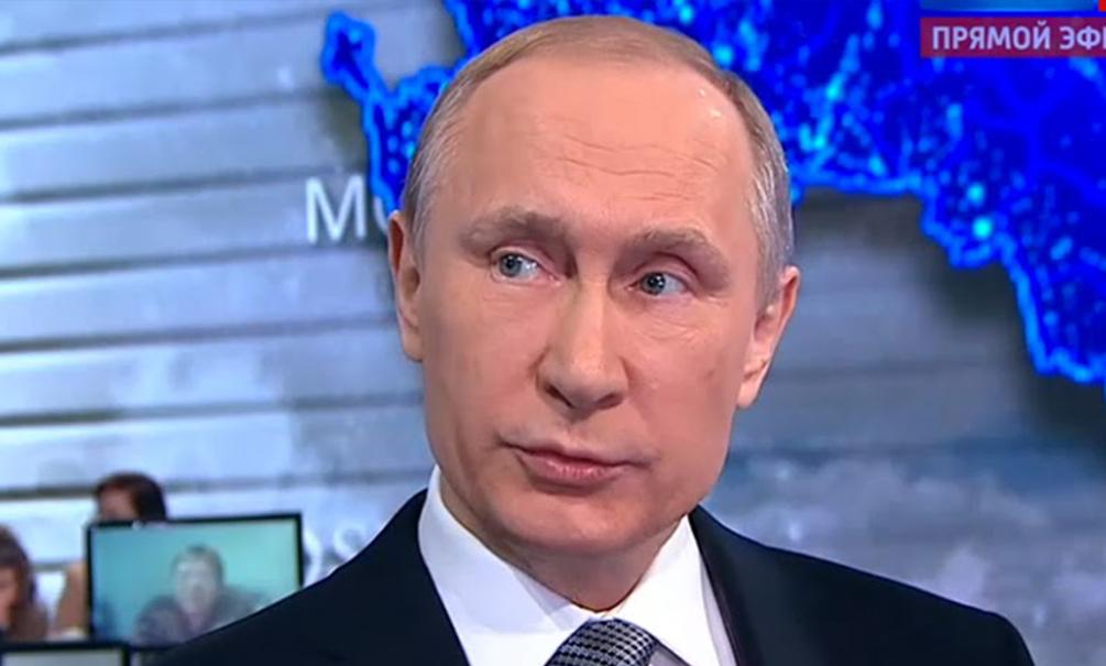 Путин признал, что на разбитые дороги в регионах в бюджете не хватает денег
