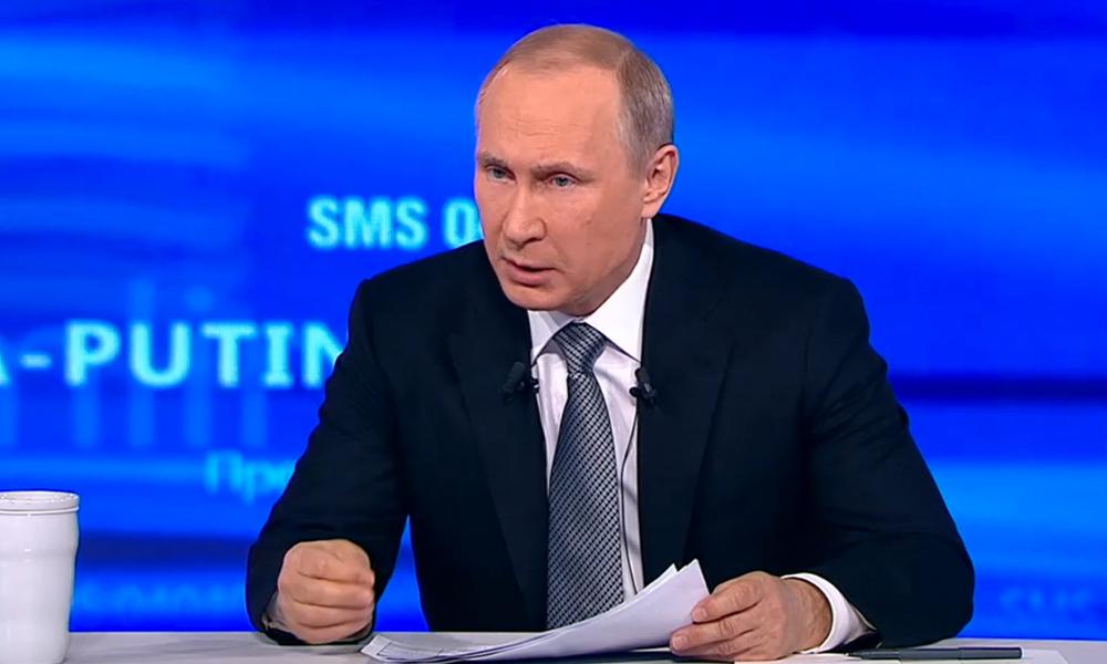 Путин объяснил причины роста цен на продукты