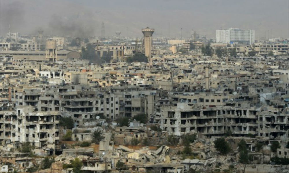 Пушков назвал цену, заплаченную США за страстное желание свалить Асада