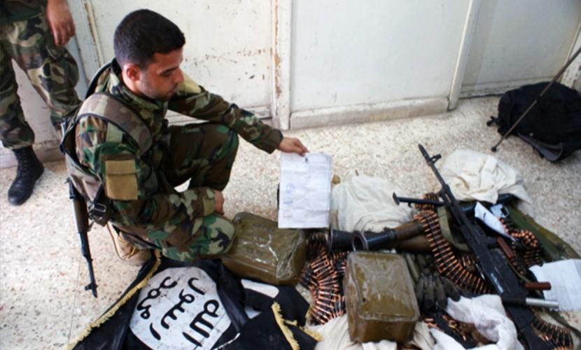 Премьер Сирии назвал страны, поставляющие оружие террористам ИГИЛ