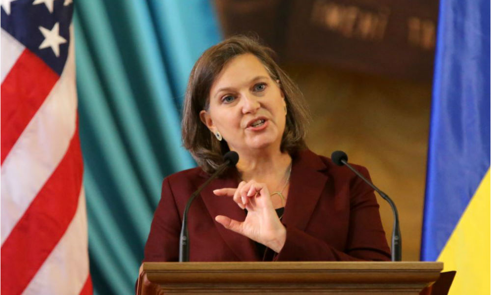 Нуланд назвала Украину нецивилизованной страной