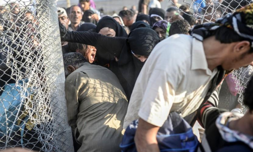Турецкие военные расстреляли восемь беженцев, в том числе женщин и детей