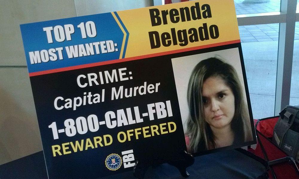 Женщину из списка 10 самых разыскиваемых ФБР преступников арестовали в Мексике