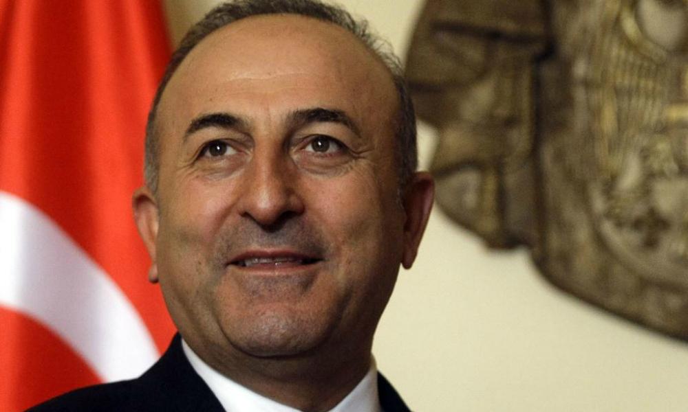 А давай по-русски, чего уж там: главы МИД Турции и Конго нашли общий язык