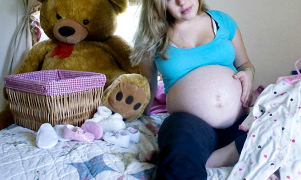 Девочка беременна в 11 57