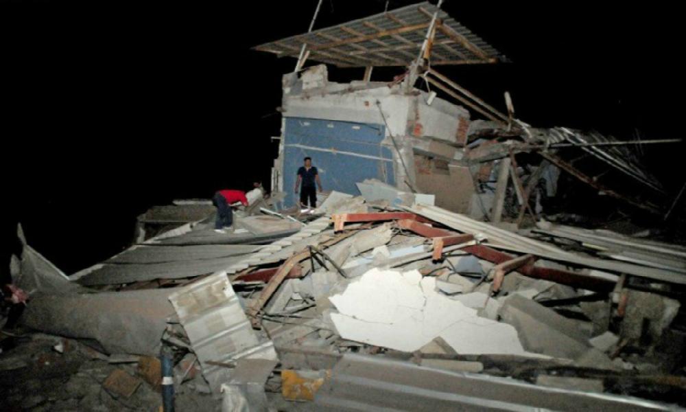 Число жертв страшного землетрясения в Эквадоре выросло до 570