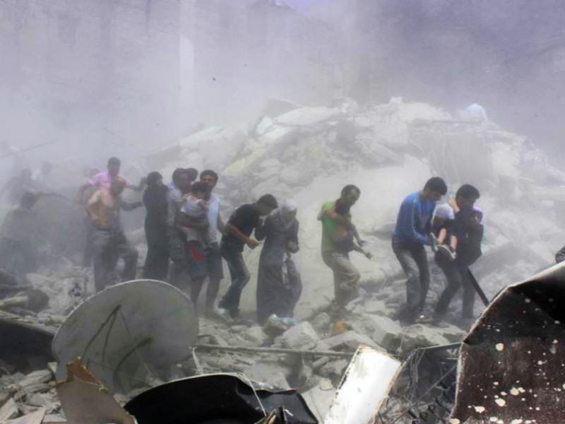 Россия и Китай внесли в СБ ООН проект резолюции о химическом оружии в Сирии