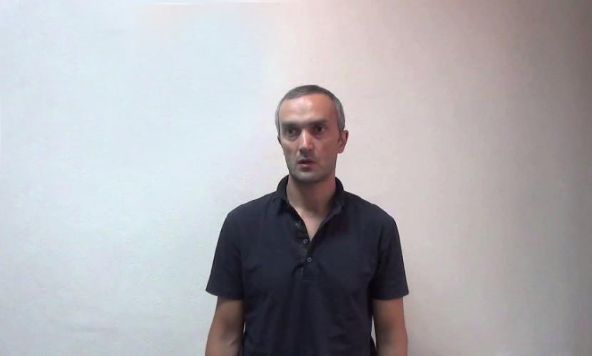 Полицейские задержали в столице Украины сидевшего в России за разбой