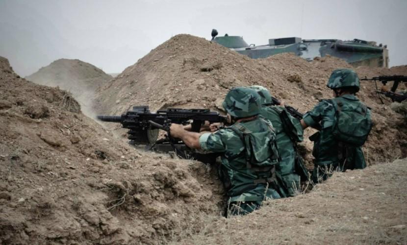 В Нагорном Карабахе под обстрел попал автобус с журналистами