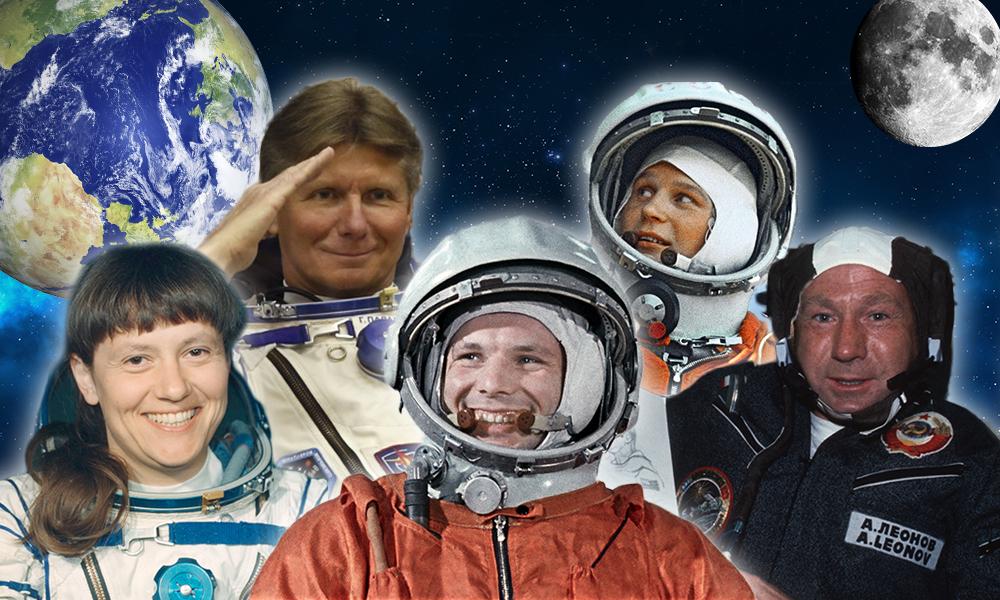Топ-5 космонавтов-героев в истории Советского Союза и России