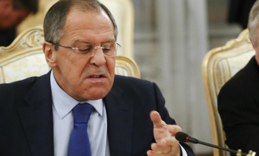 Лавров: вслучае вступления Швеции вНАТО Российская Федерация  примет ответные меры
