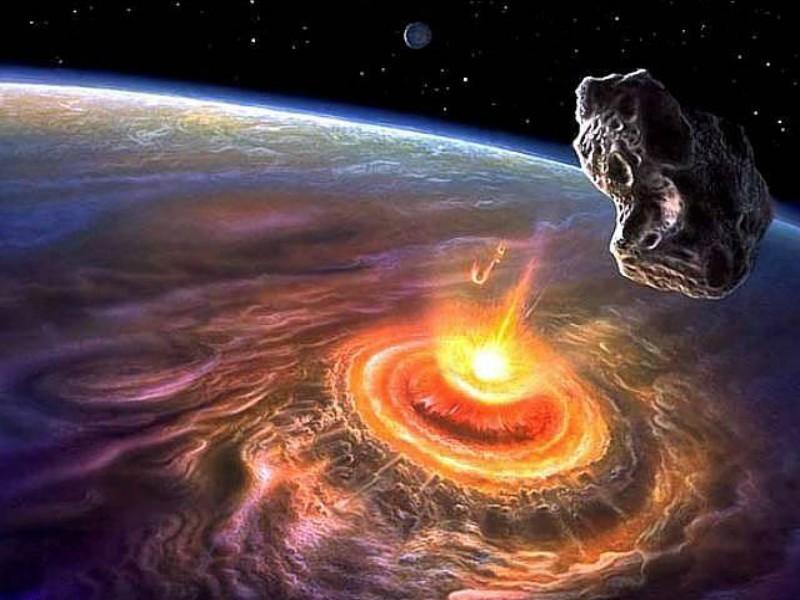 Американские ученые нашли революционный способ уничтожения астероидов лазером