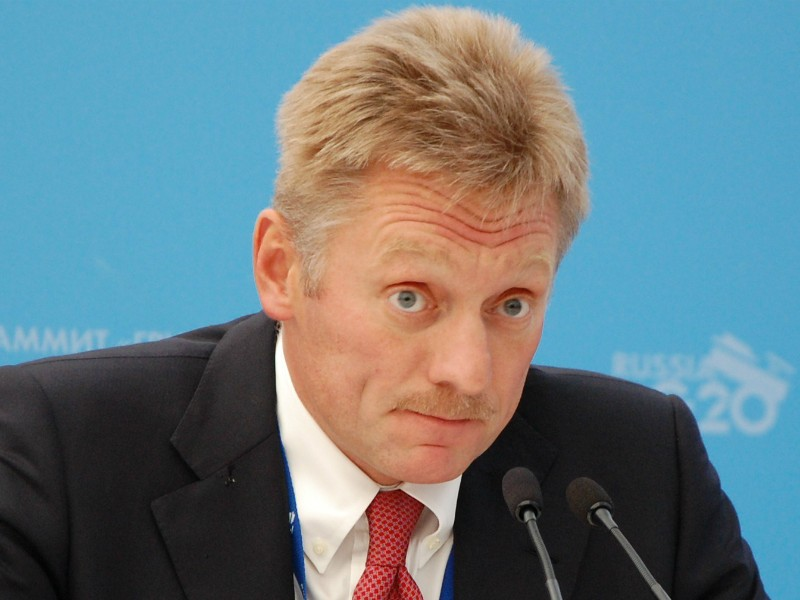 Песков признался, что ему «досталось» от Путина за ошибку при подготовке «прямой линии»