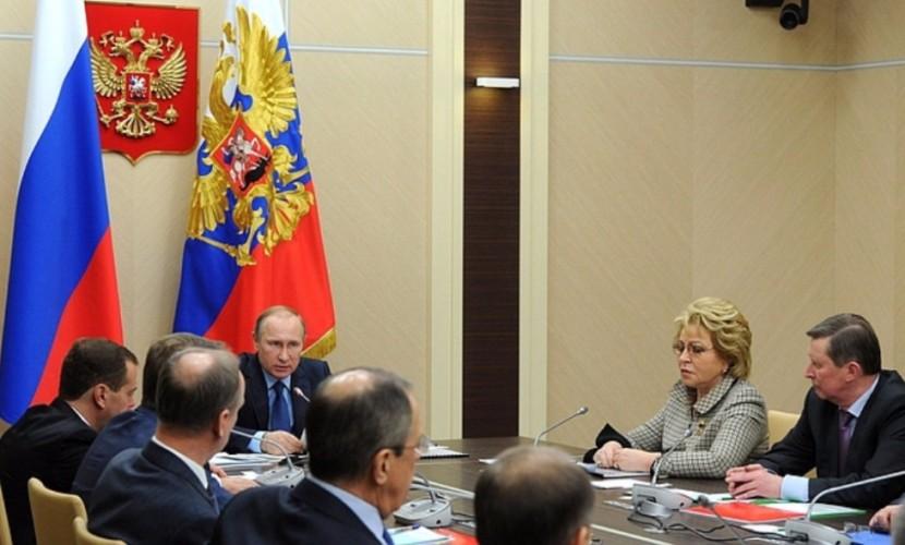 Антикоррупционный план Путина должен привить чиновникам этику и нравственность
