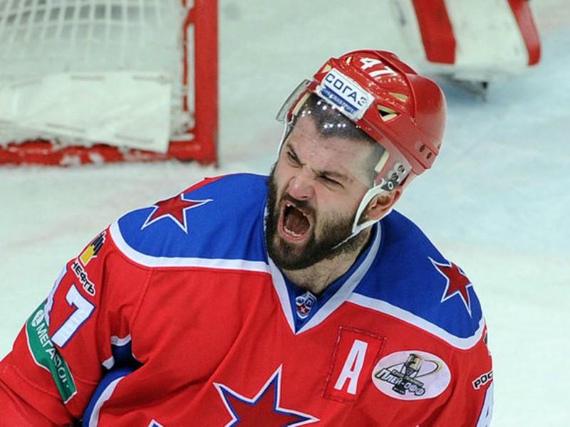 Хоккейное руководство России заявило, что отреагирует на саботаж Радулова