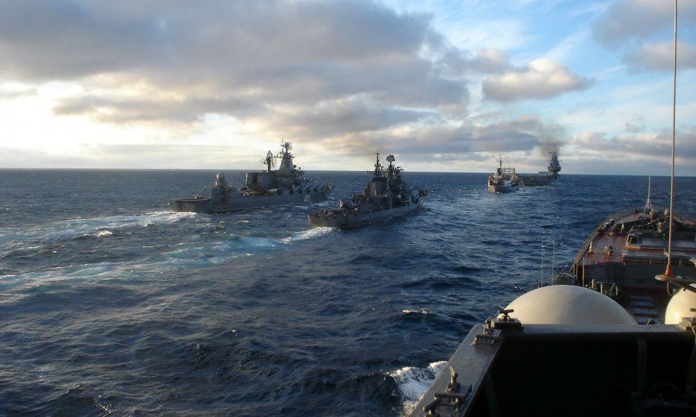 Новые корабли повысят боеготовность ВМФ России в мировом океане, - главком Королев