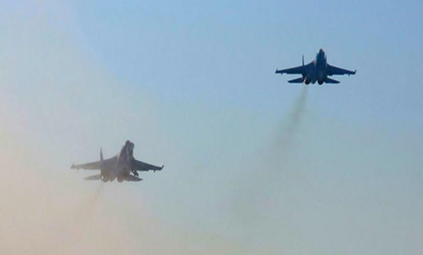 Российский истребитель перехватил самолет-разведчик ВМС США в районе Камчатки