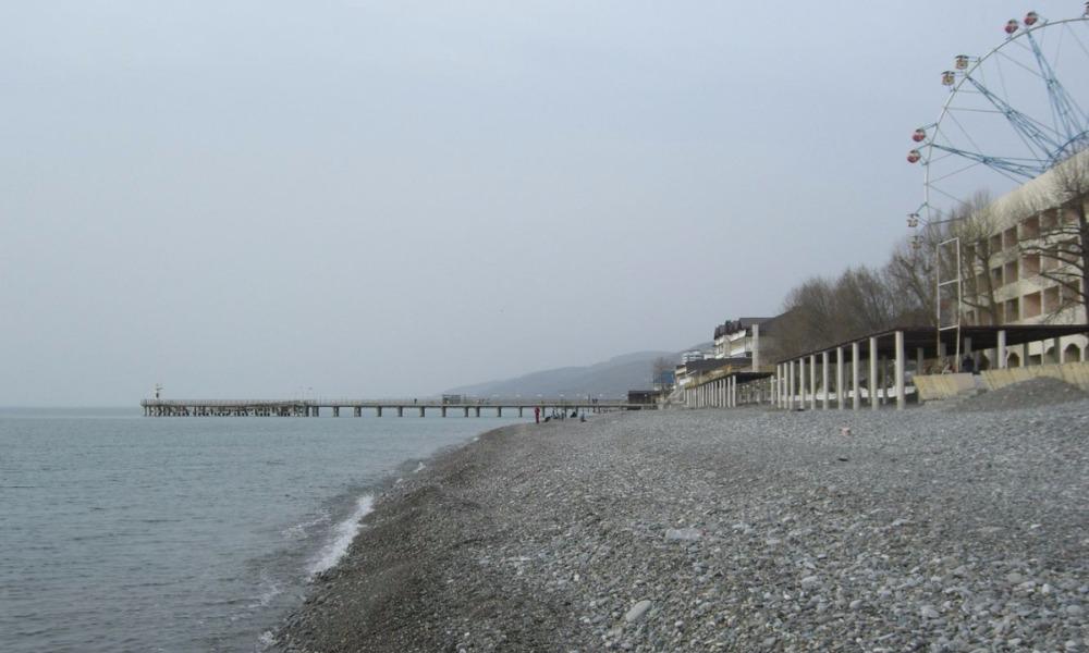Слабое землетрясение на черноморском побережье Кавказа обошлось без жертв и разрушений