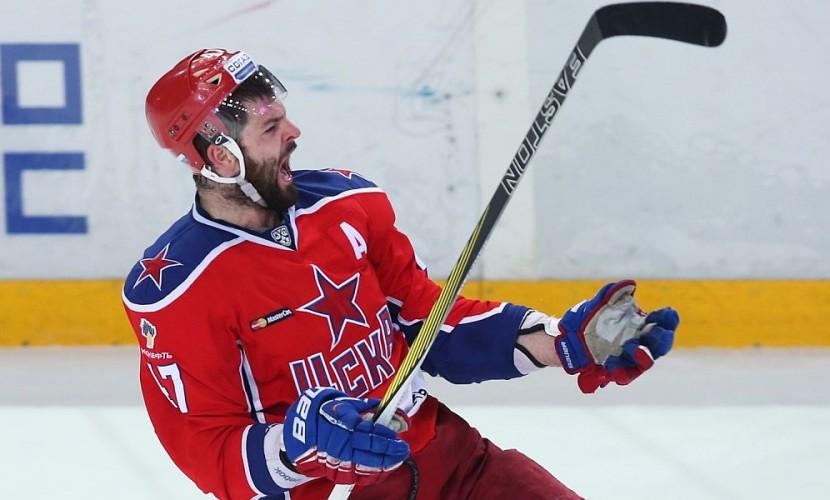 Хоккеисты ЦСКА наказали соперников из