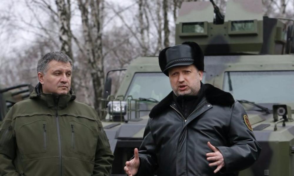 На Украине заявили, что Аваков и Турчинов