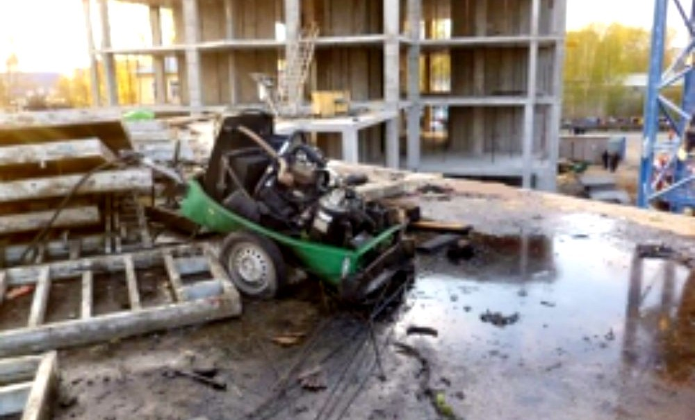 Рабочие погибли при взрыве компрессора на стройке под Нижним Новгородом