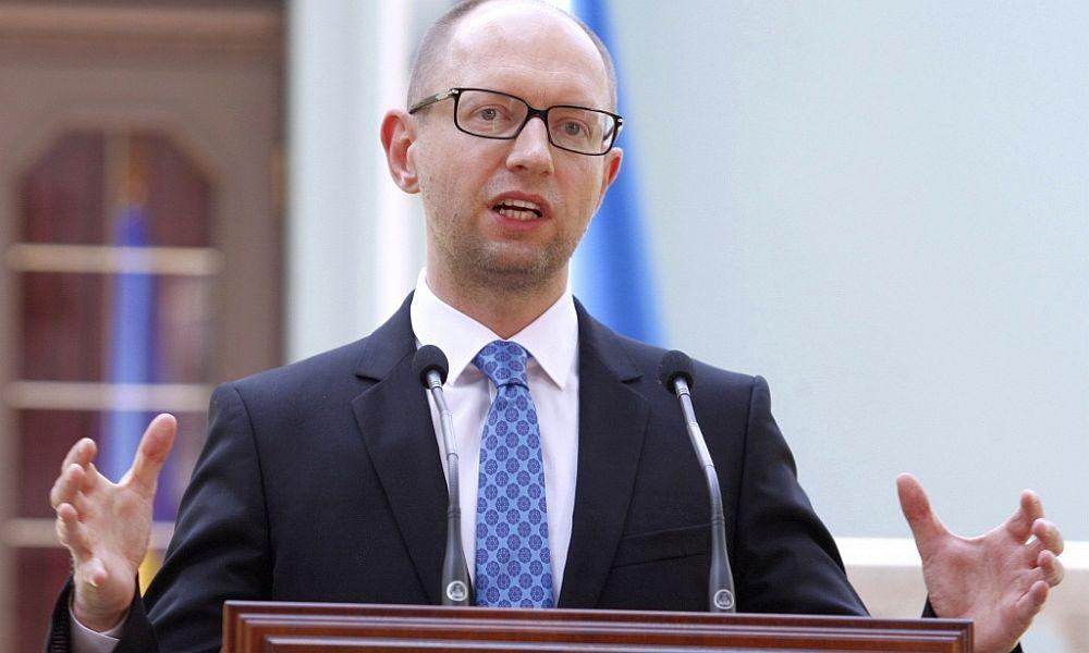 Яценюк заявил о важности реформ в политической системе Украины - ради баланса отношений