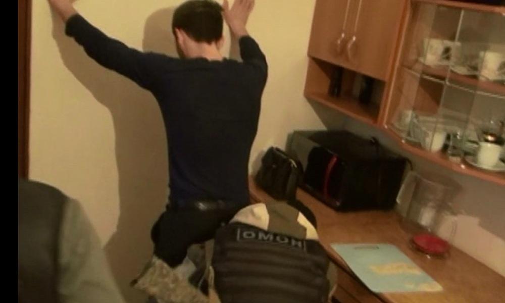 Опубликовано видео задержания террористов, готовивших взрывы в Волгоградской области