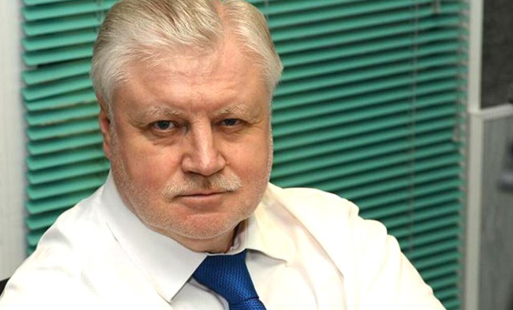 Миронов рассказал о лучшем подарке крымским школьникам от Министерства образования