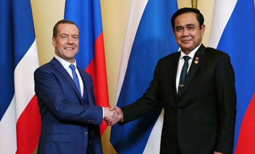 Медведев назвал ключевого партнера России в Азиатско-Тихоокеанском регионе