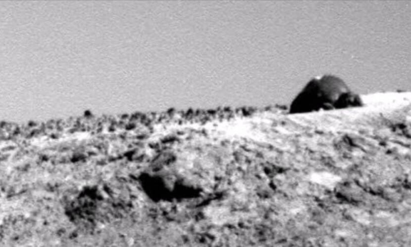 Видео с загадочными зданиями на Марсе озадачило уфологов